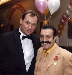 А. Песков и В. Токарев