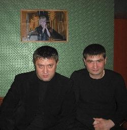 Николай Белов и Павел Ростов