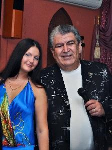 Мила Руденская и Бока