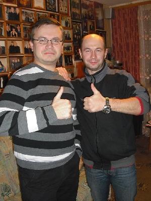 Н.Орловский и М.Малышев