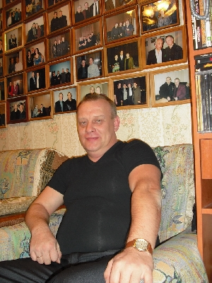 Александр Орешкин в Музее