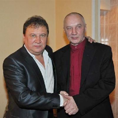 А.Полотно и В.Окунев