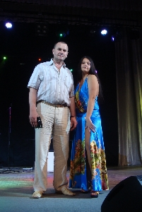 А.Милкин и М.Руденская