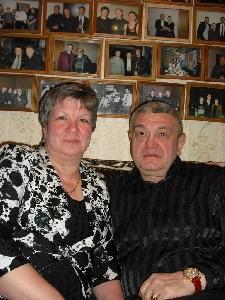 Владимир и Ольга Тимофеевы
