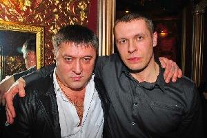 Николай Белов и Волк