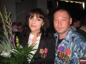 О. Фаворская и Р. Юрченко