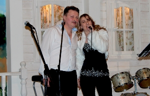 Олег Биркле и Таня Северная