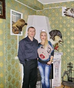 Виталий и Маргарита