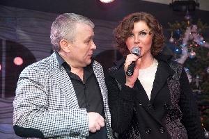Александр Дюмин и Светлана Фед