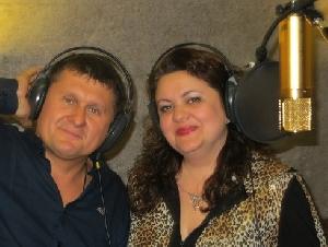 Вера Снежная и Андрей Гражданкин