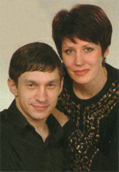 Дуэт с Ларисой Чернышевой