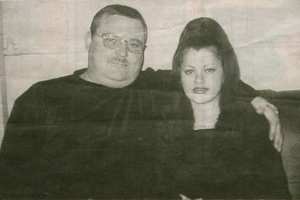 Михаил с Женой