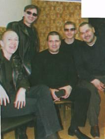 Перед концертом в Казани: Слава, Мафик, Звинцов и музыканты