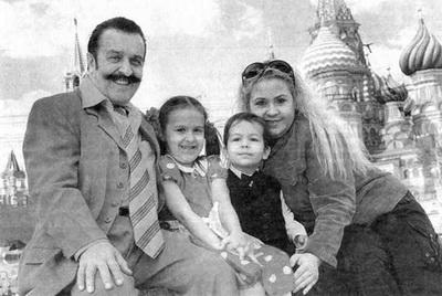 Фото из семейного архива Вилли Токарева
