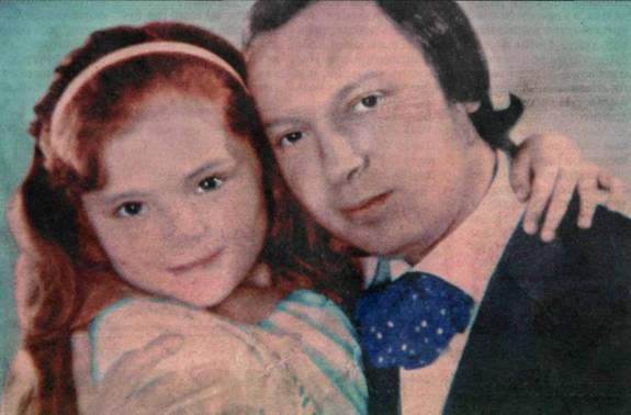 Дочь Анжелу Ободзинский любил безумно