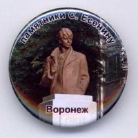 Постер: Значок. Выпущен в г. Петрозаводске (109Kb)