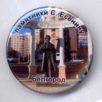 Постер: Значок. Выпущен в г. Петрозаводске (114Kb)