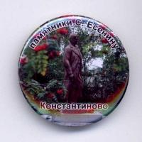 Постер: Значок. Выпущен в г. Петрозаводске (113Kb)