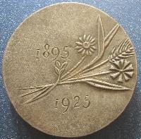 Постер: настольная медаль - реверс (154Kb)